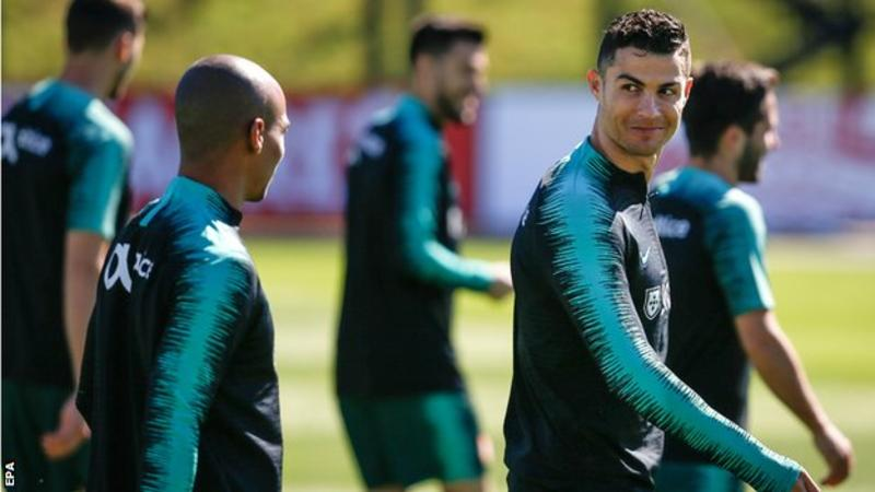 f7aad59a5f6 Lionel Messi and Cristiano Ronaldo set to return for countries ...