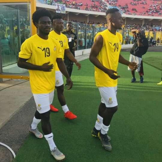 wholesale dealer e10b1 96506 Ghana draw Cameroon in AFCON pairing   Cedidollar