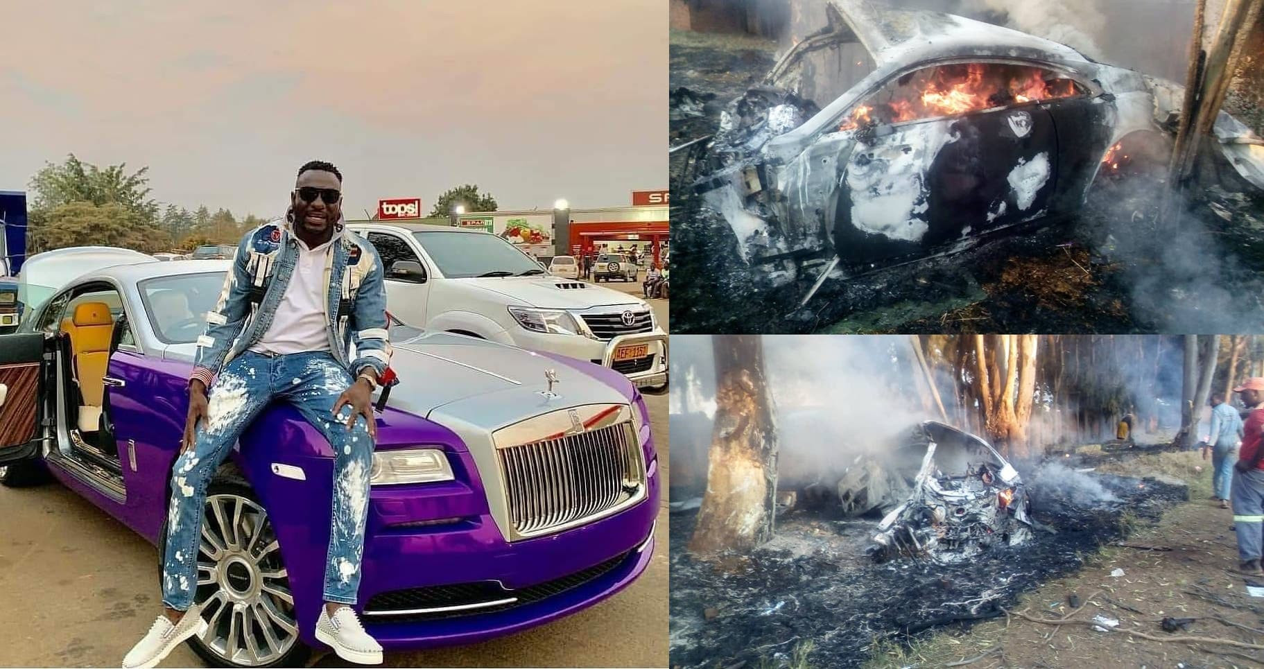 Zimbabwean socialite reportedly bought casket 7 days prior to his death    Cedidollar
